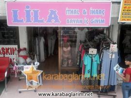 Lila Bayan İç Giyim