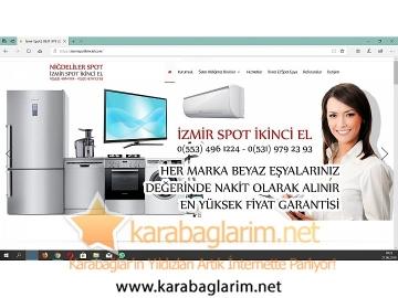 İzmir Spot İkinci El