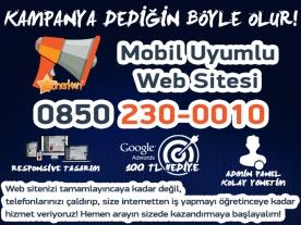 Mobil Uyumlu Web Sitesi